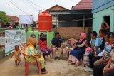 ACT Sumsel salurkan 100.000 liter air bersih
