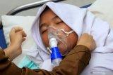 GP Ansor: Layanan kesehatan penting bagi korban dampak karhutla