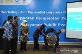 Gubernur Bali menegaskan komitmennya pangkas praktik jual beli jabatan