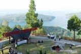 Presiden Joko Widodo minta jaga lingkungan alam di destinasi wisata Danau Toba