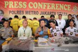 Polres Metro Jakarta Utara bekuk polisi gadungan curi belasan sepeda motor