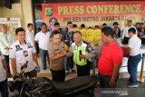 Motor pribadi petugas kepolisian juga jadi korban polisi gadungan curi motor