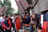 Presiden Jokowi arahkan penataan destinasi wisata Kampung Ulos Hutaraja