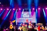 Kelom gamelan Kyai Fatahillah tampil di panggung musik dunia di Inggris