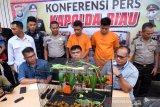 Patroli Siber Polda Riau bongkar perdagangkan satwa dilindungi via Facebook