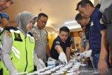 Ratusan Personel Polres Bogor dites urine