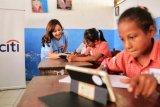 200 pelajar SD YPK Ebenhaezer ikut literasi finansial