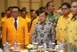 Dua kali tak didukung Partai Golakar tapi bisa jadi wapres, kata  Jusuf Kalla