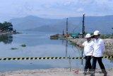 Jokowi berkomitmen benahi kawasan Danau Toba jadi destinasi terintegrasi