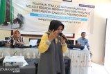 Dosen UNP beri pelatihan menyanyi bagi guru PAUD di Agam