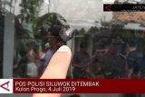 VIDEO: Polres Kulon Progo selidiki penembakan pospol