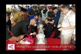 VIDEO - Menhan ziarah ke Taman Makam Pahlawan Kusumanegara Yogyakarta