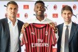Rafael Leao resmi gabung Milan