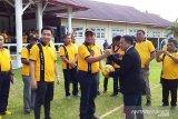 PSSI Sangihe jaring tim sepak bola untuk Poprov di Bitung