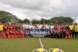 Poso gelar kompetisi sepak bola Piala Menpora