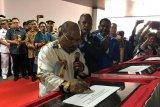 Gubernur Papua resmikan pemanfaatan gedung II kantor DPRP