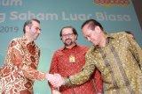 Jajaran direksi dan komisaris baru Indosat Ooredoo