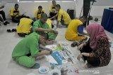 Pasien Rumah Sakit Jiwa Ernaldi Bahar ekspresikan diri lewat seni