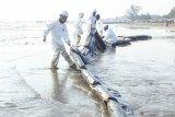 Pertamina kerahkan 45 kapal atasi tumpahan minyak