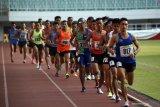 Agus Prayogo raih medali emas nomor lari 5.000 meter