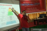Finmas Edukasi Literasi-Inklusi Keuangan Kaum Milenial di Unsrat Manado