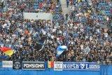 Laga kualifikasi Liga Europa di Rumania rusuh