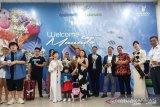 Wisman  ke Sulawesi Utara didominasi China