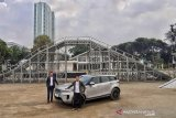 All new Range Rover Evoque generasi meluncur dengan harga Rp1,7 miliar