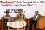 Wacana kembali ke sistem pemilu tak langsung bergema di Padang, ini pertimbangannya