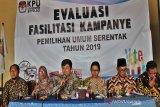 KPU Boyolali evaluasi fasilitasi Pemilu