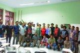 Kosapa gandeng mahasiswa UGM gelar pelatihan karya tulis ilmiah