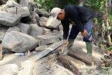 Hasil ekskavasi, Situs Mantingan merupakan candi petirtaan