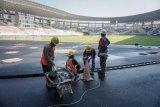 Proyek renovasi stadion Manahan Solo