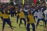 HUT ke-74 RI, 200 penari soreng Magelang bakal tampil di Istana Negara