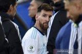 Pique dan Messi, energi saling mendukung