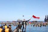 Dua Polwan di Kediri turut pecahkan rekor penyelam
