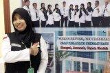 Retno Murniati perawat jiwa KKHI ingin selalu jamaah tersenyum