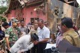 Tiga korban meninggal bukan dampak langsung gempa Banten