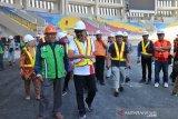 Rudyatmo cek kesiapan Stadion Manahan Solo hadapi Haornas