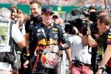 Max Verstappen raih pole position pertama dalam karir di Hungaria