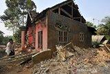 Baznas membantu evakuasi ibu hamil korban gempa Pandeglang