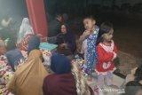 Sebagian besar warga Lampung tinggalkan tempat pengungsian