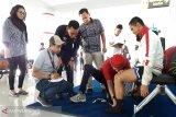 Angkasa Pura II bantu kaum difabel melalui program kaki palsu
