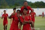 Ruy Arianto terharu Indonesia ke semifinal Piala AFF U-15