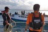 Diselamatkan Basarnas, KM Ilham Nyaris Tenggelam di Perairan Laonti