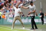 Khawatir soal doping, Guardiola istirahatkan Mahrez vs Liverpool