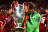 Mignolet pergi setelah enam musim di Liverpool