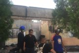 Koq bisa yach ruang logistik Polda NTT terbakar