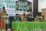 Kloter 40 Embarkasi Makassar diberangkatkan Ke Mekah
