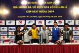 Timnas U-18 antusias hadapi pertandingan pertama lawan Filipina